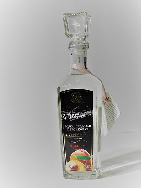 peach_ vodka
